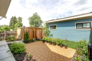 Photo 18: 102 635 GAUTHIER Avenue in Coquitlam: Coquitlam West Townhouse for sale : MLS®# R2331704