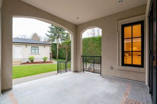 Photo 38: 6550 EAST BOULEVARD in Vancouver: Kerrisdale House for sale (Vancouver West)  : MLS®# R2592385
