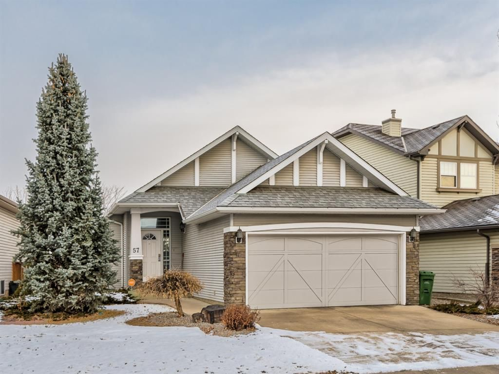 Main Photo: 57 Brightondale Parade SE in Calgary: New Brighton Detached for sale : MLS®# A1057085
