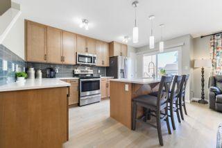 Photo 3: 3809 CHRUSTAWKA Place in Edmonton: Zone 55 House Half Duplex for sale : MLS®# E4265475