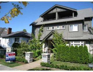 "Photo 1: 2007 W 13TH Avenue in Vancouver: Kitsilano Townhouse for sale in ""THE MAPLES"" (Vancouver West)  : MLS®# V782705"