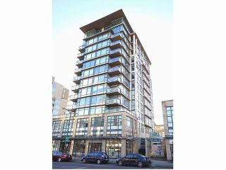 Photo 1: 902 1068 W Broadway Avenue in Vancouver: Fairview VW Condo for sale (Vancouver West)  : MLS®# V1097621
