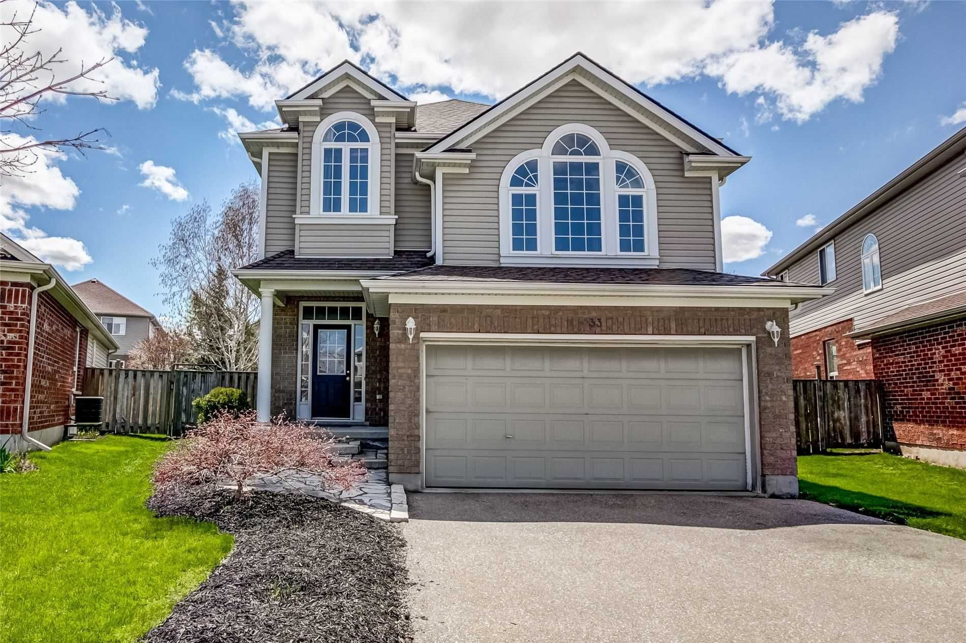 Main Photo: 33 Peer Drive in Guelph: Kortright Hills House (2-Storey) for sale : MLS®# X5233146