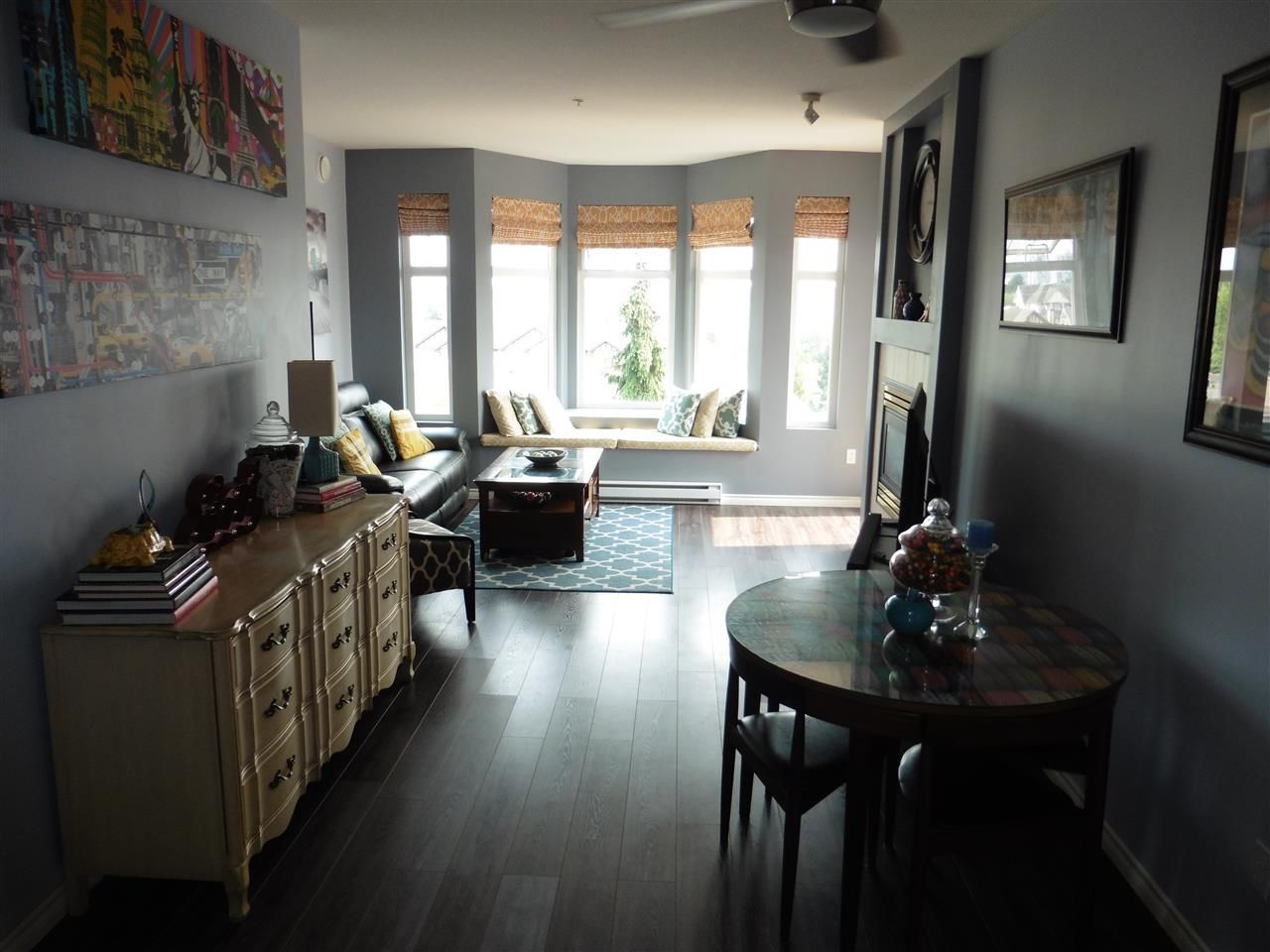 """Photo 13: Photos: 307 580 TWELFTH Street in New Westminster: Uptown NW Condo for sale in """"THE REGENCY"""" : MLS®# R2193816"""