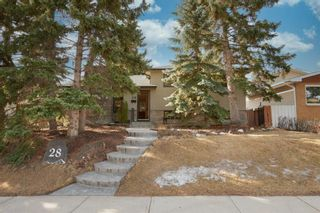 Photo 2: 28 Glacier Place SW in Calgary: Glamorgan Detached for sale : MLS®# A1091436