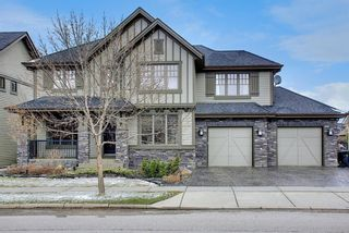 Photo 1: 8128 9 Avenue SW in Calgary: West Springs Detached for sale : MLS®# A1097942