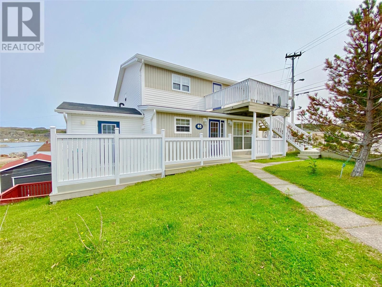 Main Photo: 63-65 Main Street in Fogo: House for sale : MLS®# 1221886