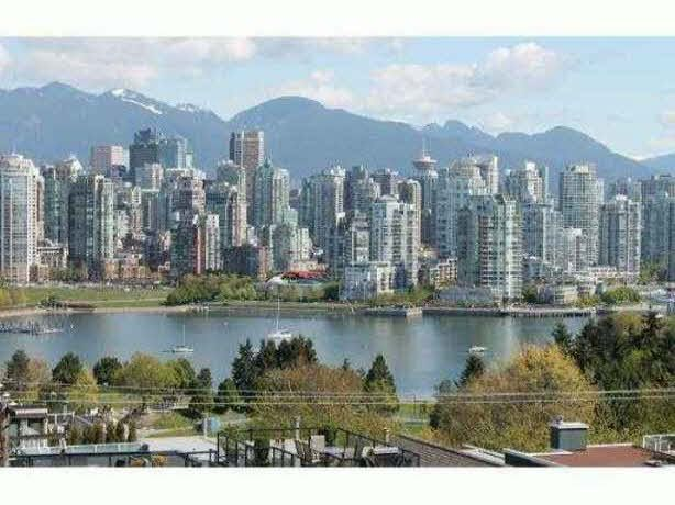 "Main Photo: 403 1040 W 8TH Avenue in Vancouver: Fairview VW Condo for sale in ""THE MAXMILLIAN"" (Vancouver West)  : MLS®# V1081621"