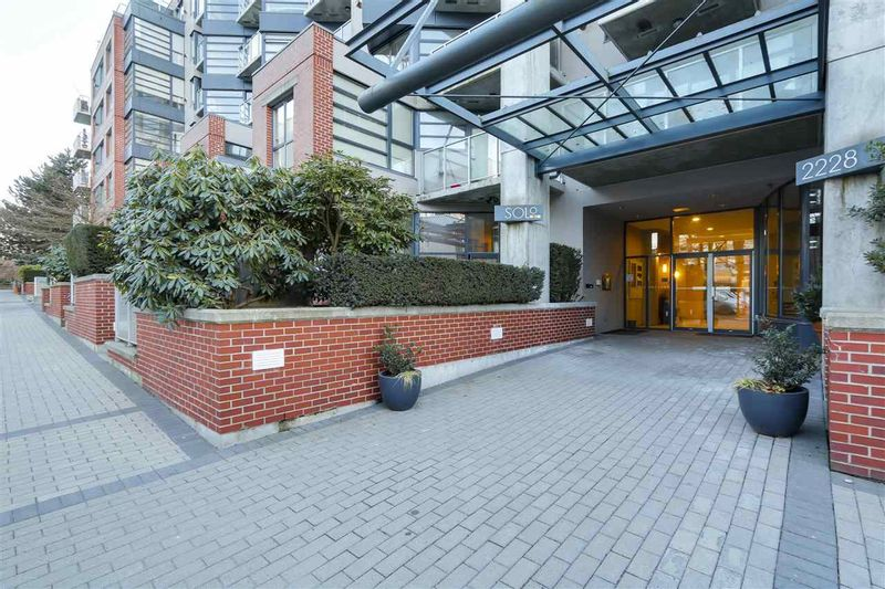 FEATURED LISTING: 604 - 2228 MARSTRAND Avenue Vancouver