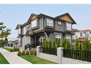"""Photo 1: 3293 E 18TH Avenue in Vancouver: Renfrew Heights House for sale in """"RENFREW HEIGHTS"""" (Vancouver East)  : MLS®# V973611"""