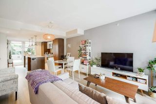 """Photo 3: 532 W 7TH Avenue in Vancouver: Fairview VW Townhouse for sale in """"CAMBIE+7"""" (Vancouver West)  : MLS®# R2590718"""