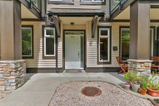 """Main Photo: 304 7000 21ST Avenue in Burnaby: Highgate Townhouse for sale in """"VILLETTA"""" (Burnaby South)  : MLS®# R2592772"""
