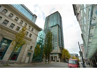 "Photo 9: 2001 438 SEYMOUR Street in Vancouver: Downtown VW Condo for sale in ""CONFERENCE PLAZA"" (Vancouver West)  : MLS®# V916665"