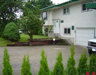 """Main Photo: 32137 HOLIDAY Ave in Mission: Mission BC House for sale in """"400 West Heights"""" : MLS®# F2612579"""