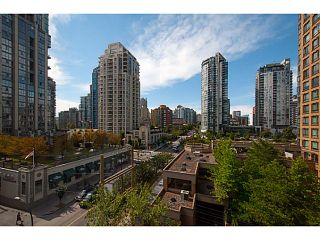 """Photo 11: 603 1155 HOMER Street in Vancouver: Yaletown Condo for sale in """"CityCrest"""" (Vancouver West)  : MLS®# V1078829"""