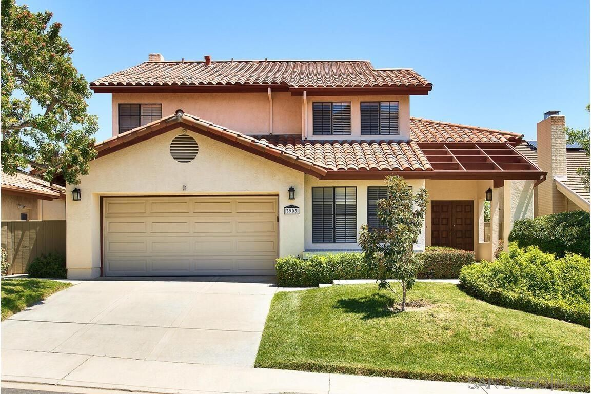 Main Photo: SAN CARLOS House for sale : 4 bedrooms : 7903 Wing Span Dr in San Diego