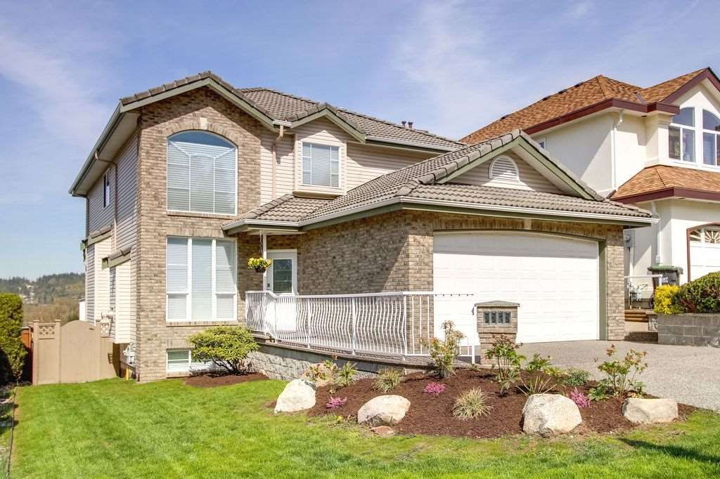 """Main Photo: 1075 COUTTS Way in Port Coquitlam: Citadel PQ House for sale in """"CITADEL"""" : MLS®# R2259660"""