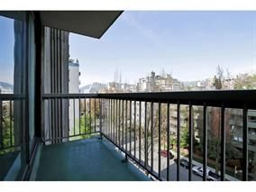 Photo 12: Photos: 702 1330 HARWOOD STREET in Vancouver: West End VW Condo for sale (Vancouver West)  : MLS®# R2145735