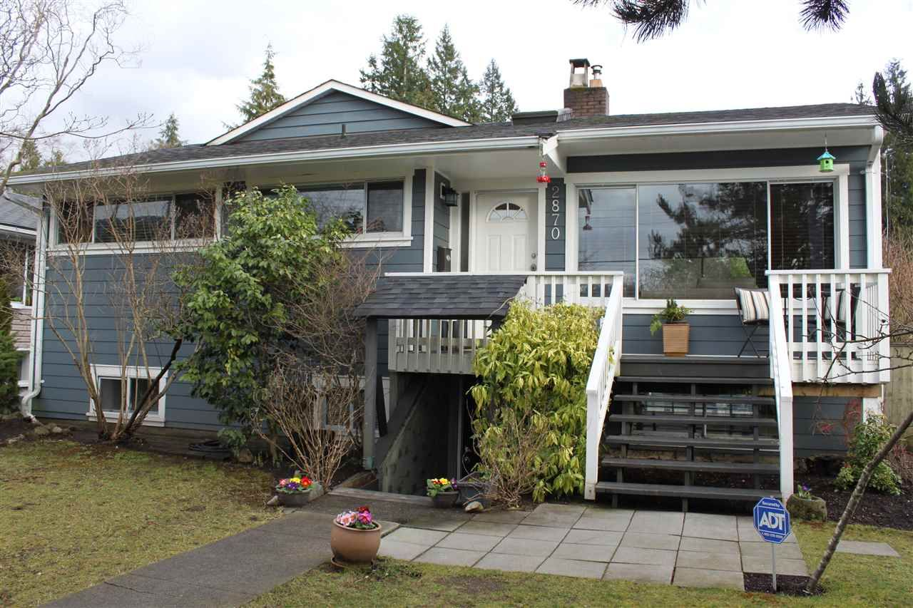 Main Photo: 2870 LYNDENE Road in North Vancouver: Capilano NV House for sale : MLS®# R2034832