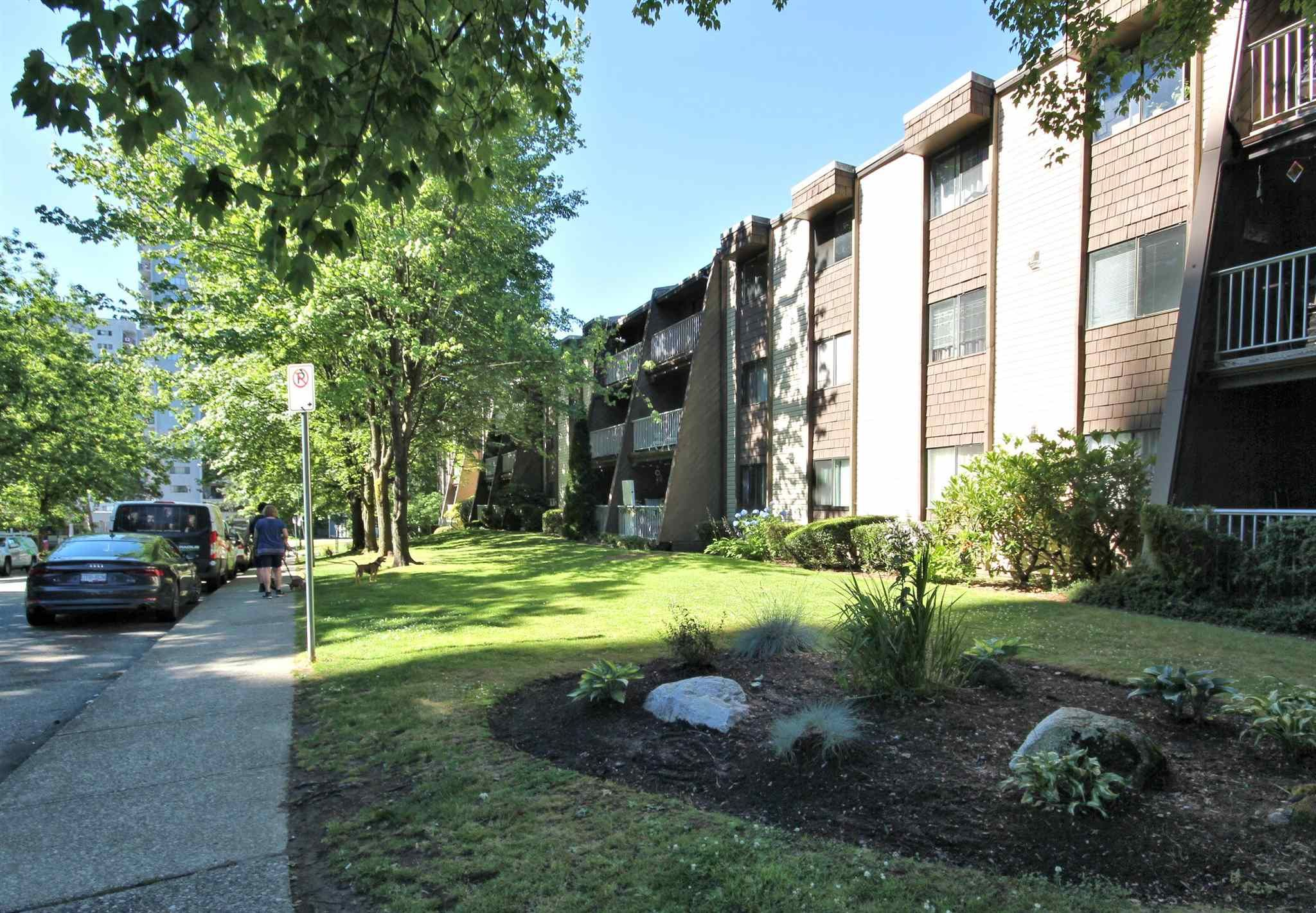 Main Photo: 107 3911 CARRIGAN Court in Burnaby: Government Road Condo for sale (Burnaby North)  : MLS®# R2597121