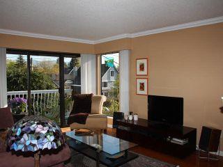 "Photo 2: 306 3680 W 7TH Avenue in Vancouver: Kitsilano Condo for sale in ""JERICHO HOUSE"" (Vancouver West)  : MLS®# V1117476"