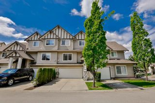 """Photo 1: 26 18181 68 Avenue in Surrey: Cloverdale BC Townhouse for sale in """"Magnolia"""" (Cloverdale)  : MLS®# R2061851"""