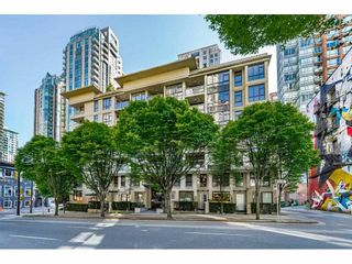 """Photo 22: 301 538 SMITHE Street in Vancouver: Downtown VW Condo for sale in """"THE MODE"""" (Vancouver West)  : MLS®# R2579808"""