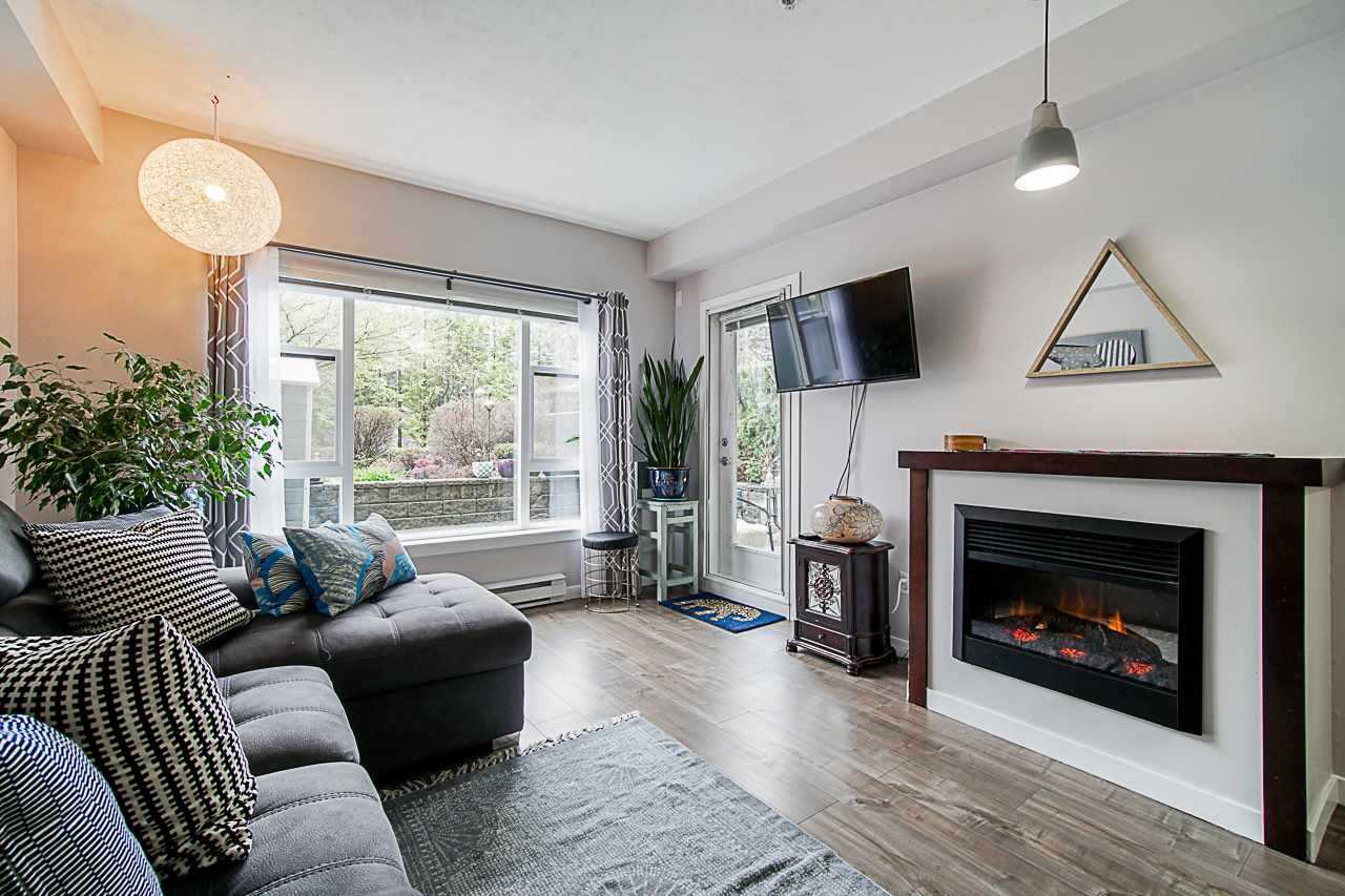 """Main Photo: 111 2478 WELCHER Avenue in Port Coquitlam: Central Pt Coquitlam Condo for sale in """"HARMONY"""" : MLS®# R2355068"""