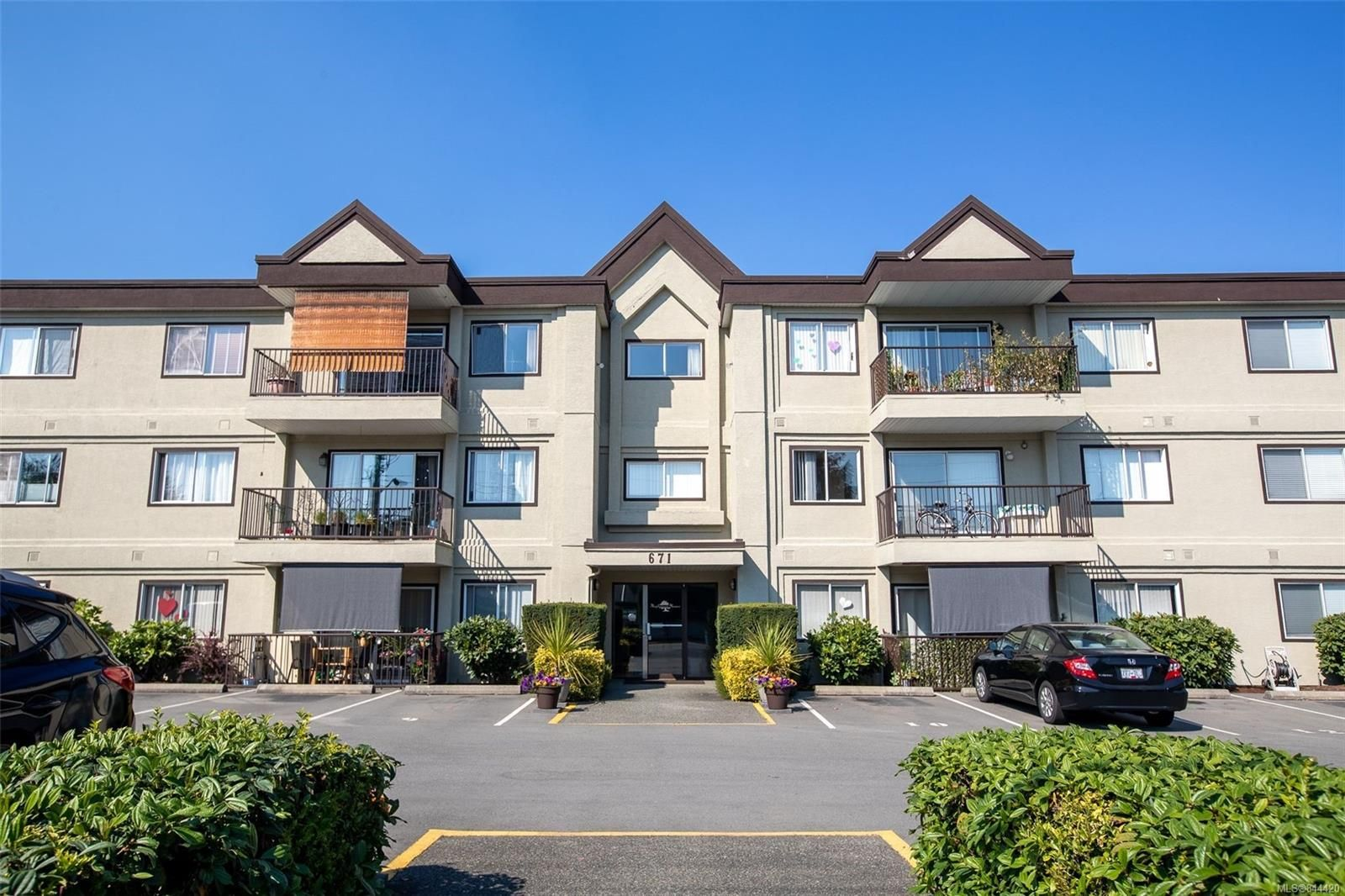Photo 21: Photos: 207 671 Trunk Rd in Duncan: Du East Duncan Condo for sale : MLS®# 844420