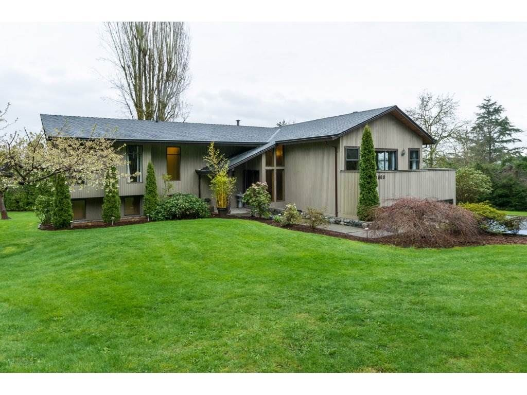 "Main Photo: 1960 180 Street in Surrey: Hazelmere House for sale in ""REDWOOD ESTATES"" (South Surrey White Rock)  : MLS®# R2187500"