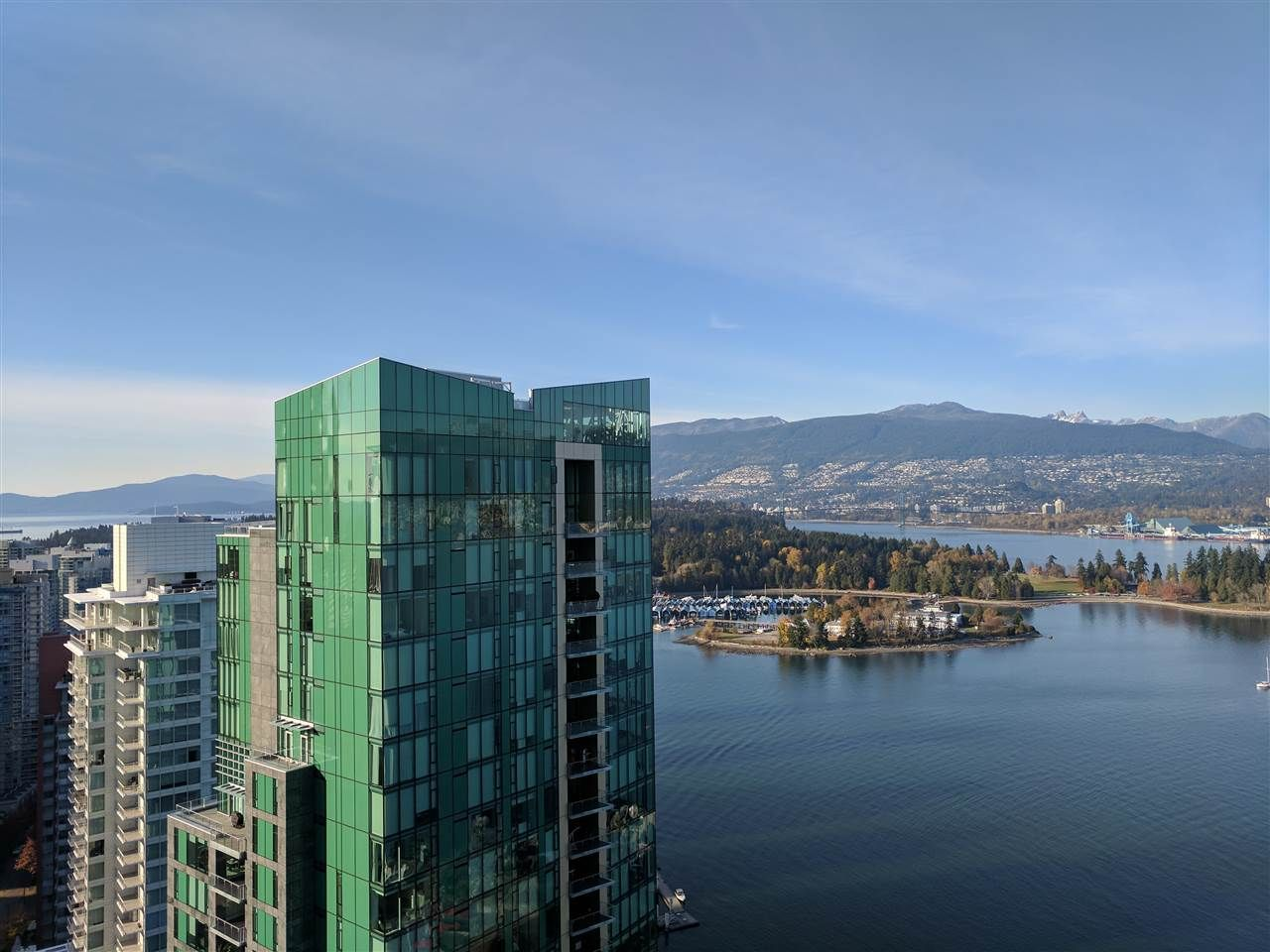 "Photo 4: Photos: 3203 1077 W CORDOVA Street in Vancouver: Coal Harbour Condo for sale in ""SHAW TOWER"" (Vancouver West)  : MLS®# R2255573"