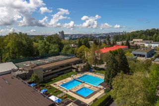 """Photo 3: 1401 1327 E KEITH Road in North Vancouver: Lynnmour Condo for sale in """"CARLTON AT THE CLUB"""" : MLS®# R2578047"""