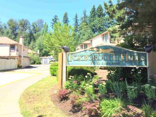 """Photo 1: 25 21960 RIVER Road in Maple Ridge: West Central Townhouse for sale in """"Foxborough Hills"""" : MLS®# R2289851"""