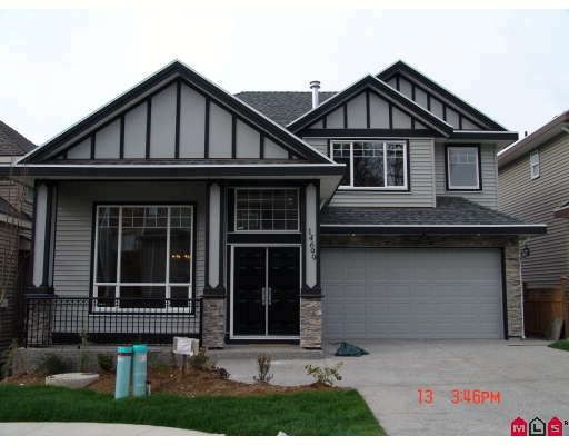 Main Photo: 14699 62ND Avenue in Surrey: Sullivan Station House for sale : MLS®# F2810805