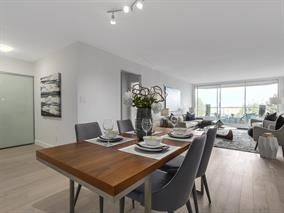 Main Photo: 702 518 Moberly Road in VANCOUVER: False Creek Condo for sale (Vancouver West)
