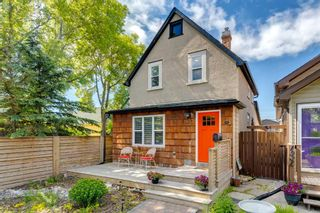 Main Photo: 1933 8 Avenue SE in Calgary: Inglewood Detached for sale : MLS®# A1123240