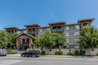 """Photo 1: 315 5516 198 Street in Langley: Langley City Condo for sale in """"Madison Villas"""" : MLS®# R2195202"""