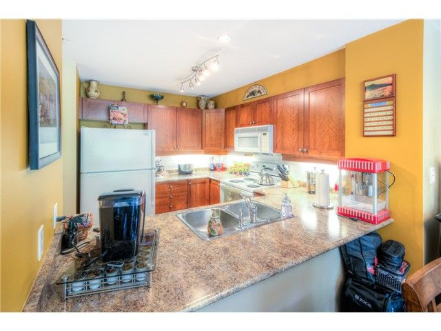 """Photo 4: Photos: 202 625 PARK Crescent in New Westminster: GlenBrooke North Condo for sale in """"WESTHAVEN"""" : MLS®# V1065412"""