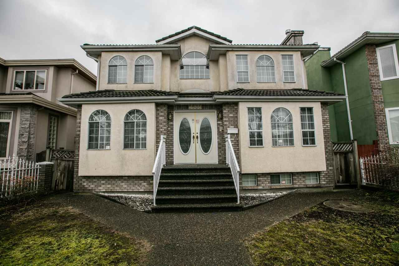 Main Photo: 6535 BROOKS STREET in Vancouver: Killarney VE House for sale (Vancouver East)  : MLS®# R2425986