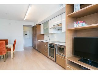 """Photo 4: 509 1635 W 3RD Avenue in Vancouver: False Creek Condo for sale in """"THE LUMEN"""" (Vancouver West)  : MLS®# V1026731"""