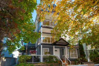 Photo 2: 1 3238 QUEBEC STREET in Vancouver: Main Townhouse for sale (Vancouver East)  : MLS®# R2317662