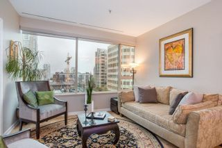 """Photo 2: 605 1177 HORNBY Street in Vancouver: Downtown VW Condo for sale in """"London Place"""" (Vancouver West)  : MLS®# R2304699"""