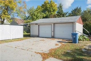Photo 18: 46 Hastings Boulevard in Winnipeg: St Vital Residential for sale (2C)  : MLS®# 1726047