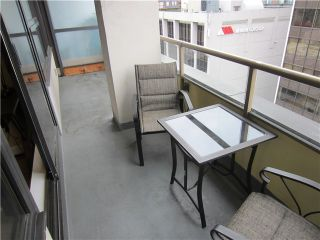 "Photo 7: 1013 1010 HOWE Street in Vancouver: Downtown VW Condo for sale in ""FORTUNE HOUSE"" (Vancouver West)  : MLS®# V1047672"