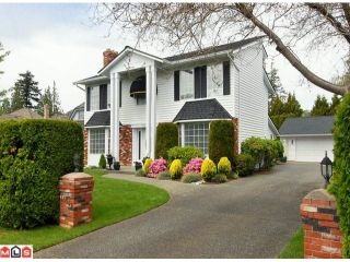 """Photo 1: 13049 19A Avenue in Surrey: Crescent Bch Ocean Pk. House for sale in """"HAMPSTEAD HEATH"""" (South Surrey White Rock)  : MLS®# F1015689"""