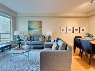 """Photo 8: 307 6268 EAGLES Drive in Vancouver: University VW Condo for sale in """"Clements Green"""" (Vancouver West)  : MLS®# V1039789"""