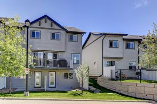 Photo 28: 388 Panatella Boulevard NW in Calgary: Panorama Hills Row/Townhouse for sale : MLS®# A1114400