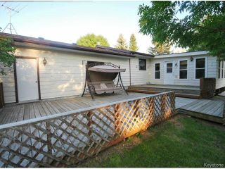 Photo 16: 10 Lavergne Street in STPIERRE: Manitoba Other Residential for sale : MLS®# 1418647