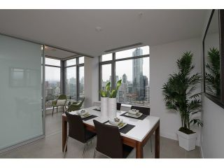 Photo 4: # 2306 1028 BARCLAY ST in Vancouver: West End VW Condo for sale (Vancouver West)