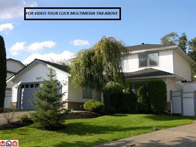"Main Photo: 14657 84A Avenue in Surrey: Bear Creek Green Timbers House for sale in ""Chelsea Park"" : MLS®# F1022493"
